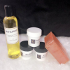 bisc cleanser, herbal , acne and bar soap